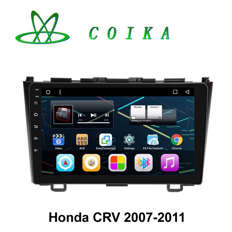 Car DVD GPS Navi Wifi Radio System Stereo Headunit For Honda BR V 2015 2016 2017
