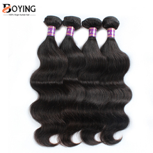Peruvian Virgin Hair Peruvian Body Wave 4 Bundles Peruvian Virgin Body Weave Hair 7A Unprocessed Virgin