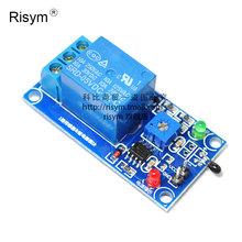 1 PC free shipping 5V thermistor sensor module and relay module in temperature sensor module