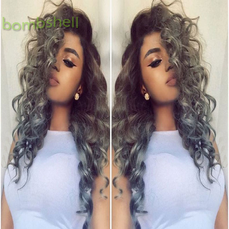 Dark Hair With Grey Highlights Hairs Picture Gallery