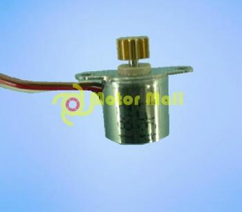 50pcs/lot  10MM / Micro Stepper motor ,Digital camera , Thread the shaft,Free shipping