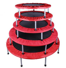 36 / 40 / 48 / 54 Inch Folding Trampoline Children Spring Jumping Bed Indoor Baby Bounce Bed Fitness Equipment Promotion Gift(China (Mainland))
