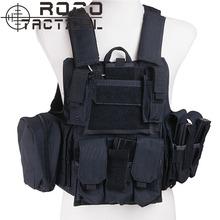 Ciras Tactical Plate Carrier Armor Vest Airsoft Paintball Wargame Tactical Vest Combat Vest MOLLE CIRAS Vest ACU/CP/Black/TAN(China (Mainland))