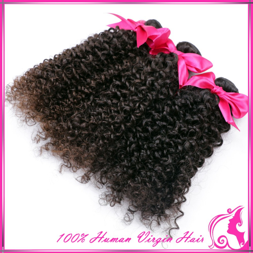 Obama virgin hair peruvian wavy kinky curly FREE SHIPPING,Peruvian virgin hair extensions for short hair famous by black girl(China (Mainland))