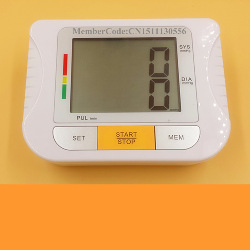 Hot Sale and Fashion Ahead & Automatic Upper Arm Digital Blood Pressure Monitor(China (Mainland))