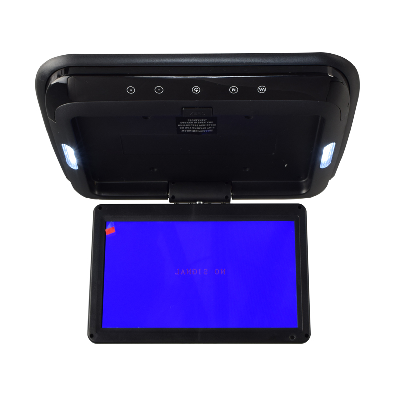 9 inch Roof Mount Car DVD Player with 32bit Game+MPEG4+USB+SD+FM+IR #9008(China (Mainland))