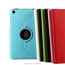 360 Rotating Litchi skin PU Leather case cover capa para For Lenovo tab A8-50 A5500 (A5500-h / A5500-f)Tablet PC+Screen+stylus
