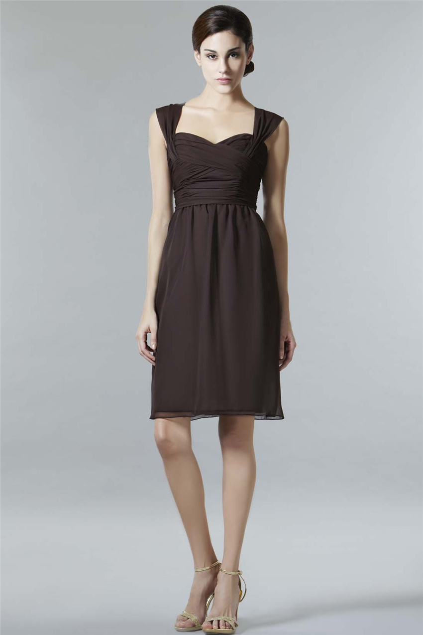 Cheap Brown Dresses