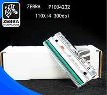 Original Zebra110Xi4 300dpi printer mechaism Thermal print head P1004232