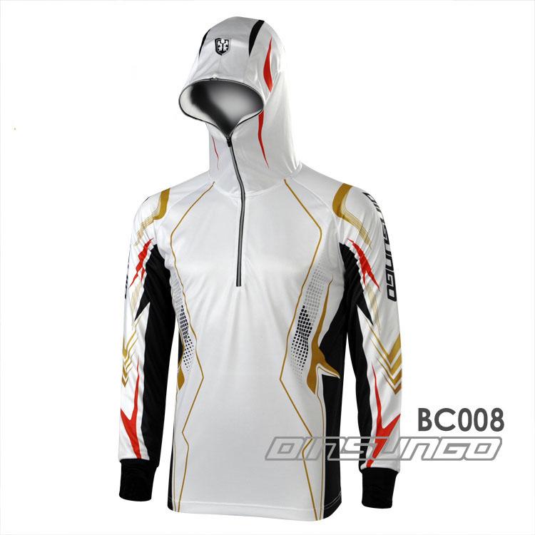 New Outdoor Anti UV Fishing Clothing Fishing Jacket Sun Protection Fishing Suit Quick Dry Fish Costume BC008(China (Mainland))