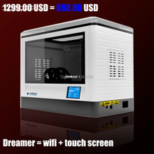 Flashforge 3D Printer Dreamer WIFI & Touchscreen