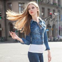 Buy New Hot 2017 Jacket Women Jaqueta Feminina Denim Jacket Jaqueta Jeans Jacket Women Chaquetas Mujer Veste Bolero Veste En Jean for $23.88 in AliExpress store