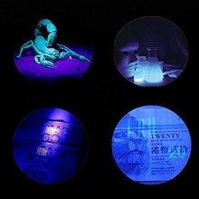 uv flashlight linterna led flashlight torch lanternas lantern blacklight waterproof 100Led Portable Lighting ltraviolet