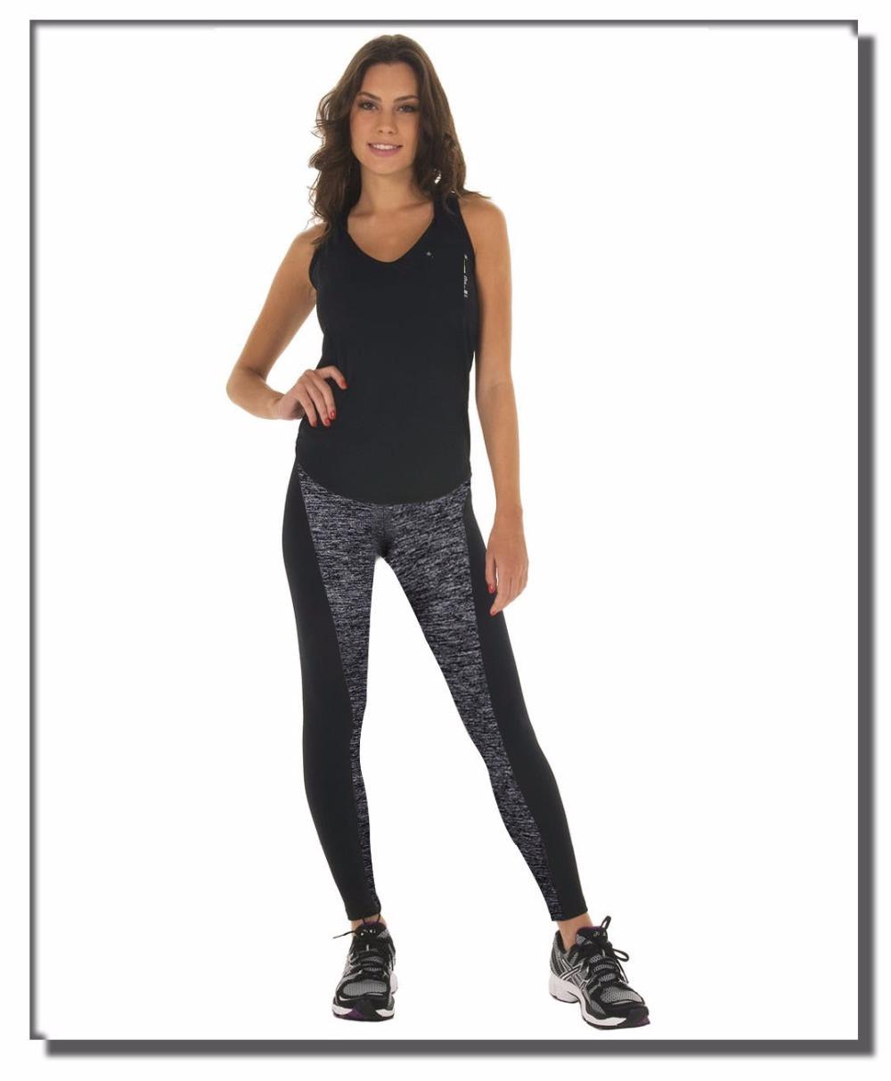 Plus size workout compression pants