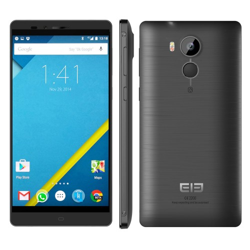 Original Elephone Vowney Lite 4G LTE MTK6795 Octa Core Mobile Cell Phone 5 5 FHD 3GB
