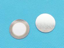 50 pcs 27mm*0.33mm Iron Piezo Disc for Buzzer Pressure Sensor Speaker(China (Mainland))