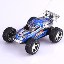 1/20 Scale 2WD RC Remote Control Car Electric Rock Racer Desert Off-Road Truck 2.4GHz Radio System RTR Motocycle Baja Roadblock(China (Mainland))
