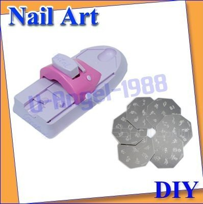 New arrival DIY nail printing machine (no oil including),nail art products,nail care +free shipping