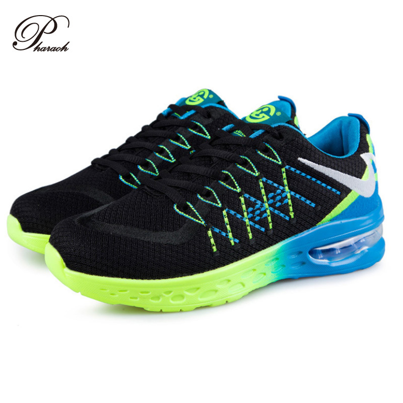 High quality Lightweight Air platform sneakers men women sport shoes Breathable mesh sneaker man shoe women size(China (Mainland))