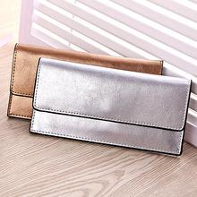 High quality new arrive Genuine leather long women bag, Korean style envelope desine clutch bag,Wallets women,Purse(China (Mainland))