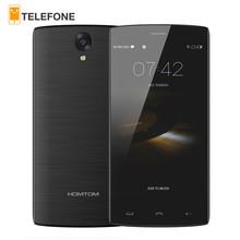 Original HOMTOM HT7 PRO MTK6735P Smartphone 5.5 Inch 1280*720 HD Android 5.1 Mobile Phone Dual SIM Cards 2G RAM 16G ROM 4G Phone(China (Mainland))