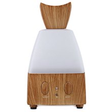 GX Diffuser GX - 04K Ultrasonic LED Mini Perfume Bottle Aroma Diffuser Aromatherapy Essential Oil Air Humidifier Purifier(China (Mainland))