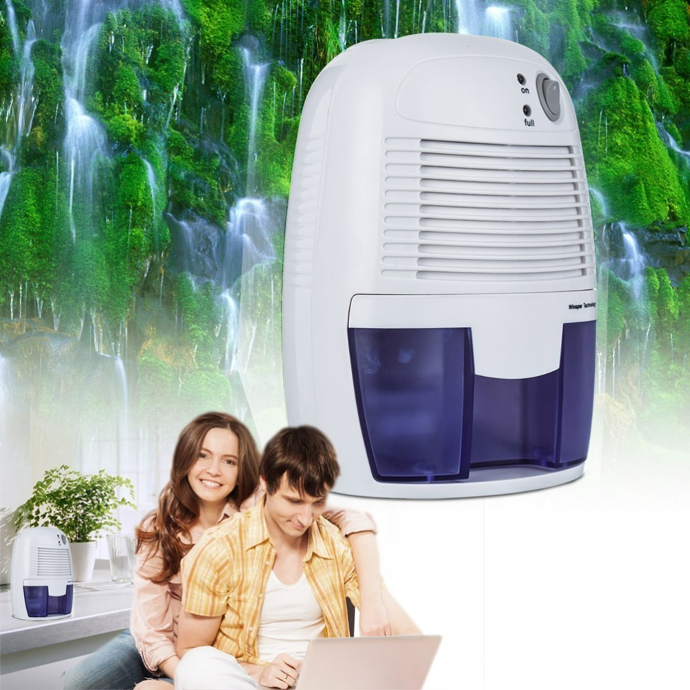 Гаджет  2015 Newest Mini Dehumidifier Portable with Water Tank Moisture Absorption Air Drier 110V 220V Compatible Air Dehumidifier None Бытовая техника