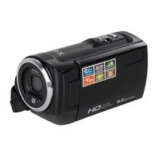 Buy Hight 2.7' Inch LCD Digital Camera 720P HD 16MP Video Camcorder 16x Digital Zoom DV DVR Camera EU/US/UK Plug for $33.99 in AliExpress store