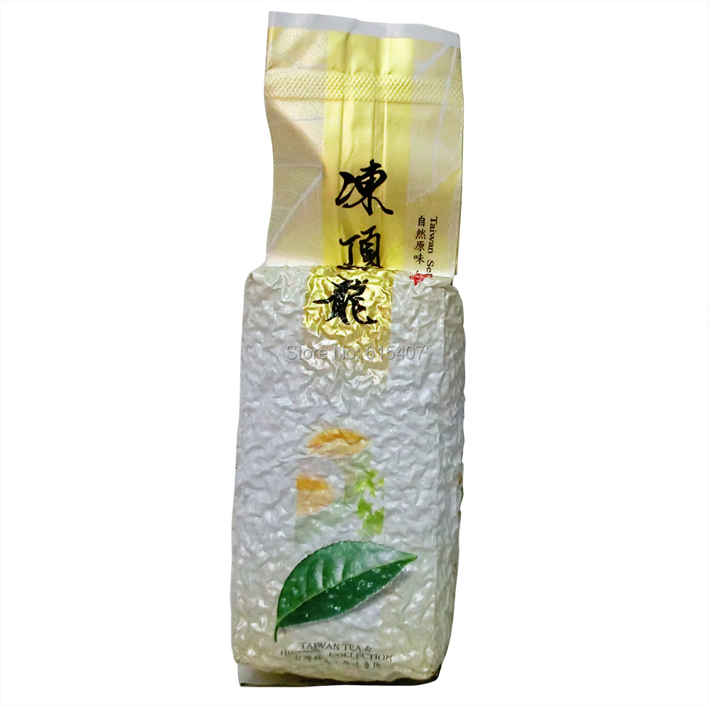 Oolong taiwan tea Free Shipping 250g Taiwan High Mountains Jin Xuan Milk Oolong Tea Wulong Tea