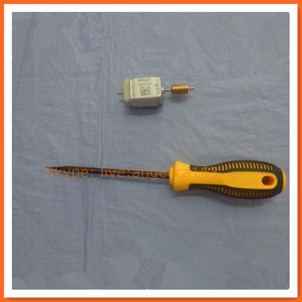 ESL/ELV Motor Steering Lock Wheel Open Dowel Pins Dedicated Tool + ESL/ELV Motor Steering Lock Wheel Motor(China (Mainland))