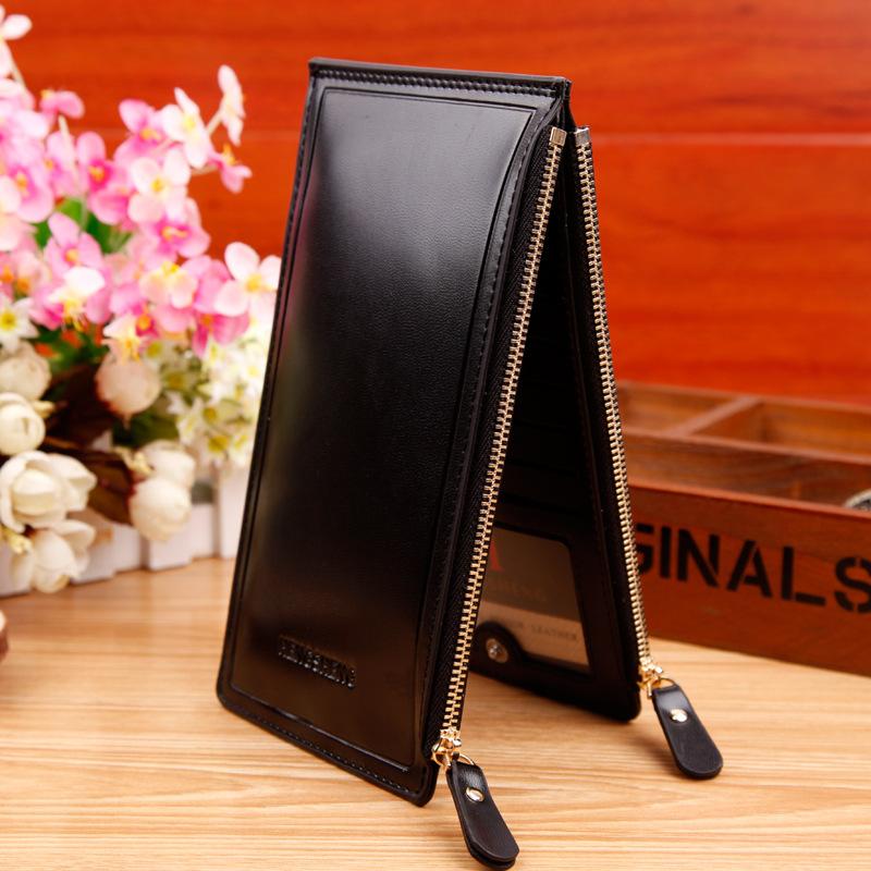 2015 Hot Fashion Women Wallets bag solid PU Leather men Long Wallet Change Purse brand famosa clutch Lady Cash phone card Purse<br><br>Aliexpress