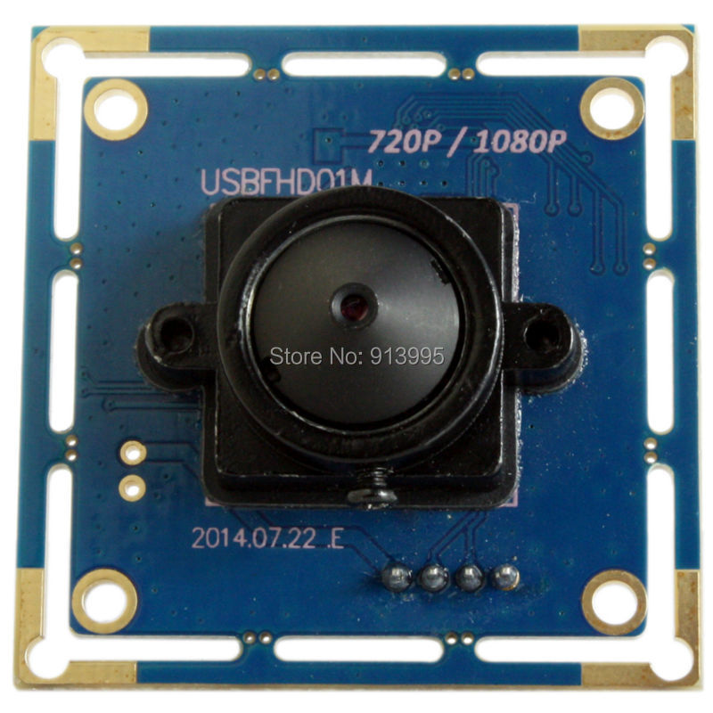 2PCS 1080P CMOS OV2710 full hd mini android usb webcam camera module for robotic system ,machine vision, Enforcement Recorder(China (Mainland))
