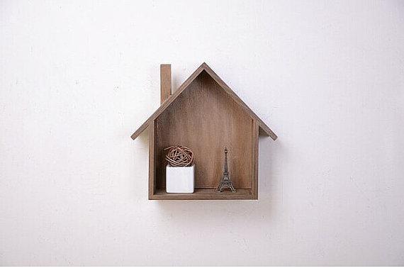 Декор деревянного домика