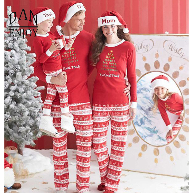 online get cheap family pajama set