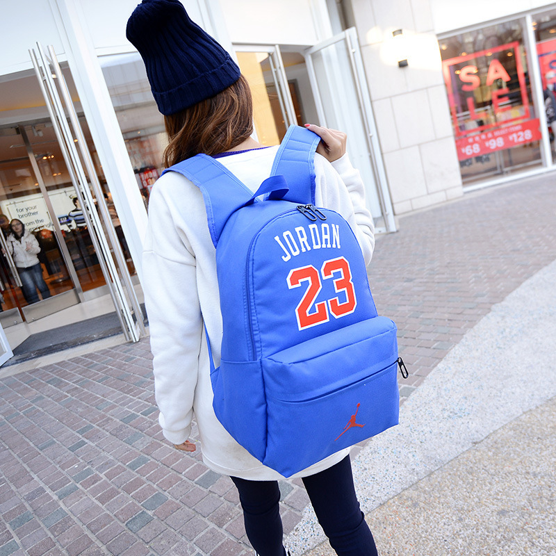Trapeze shoulder bag 23 2015 new men and women casual backpack schoolbag travel College Wind tide Korean sports bag(China (Mainland))