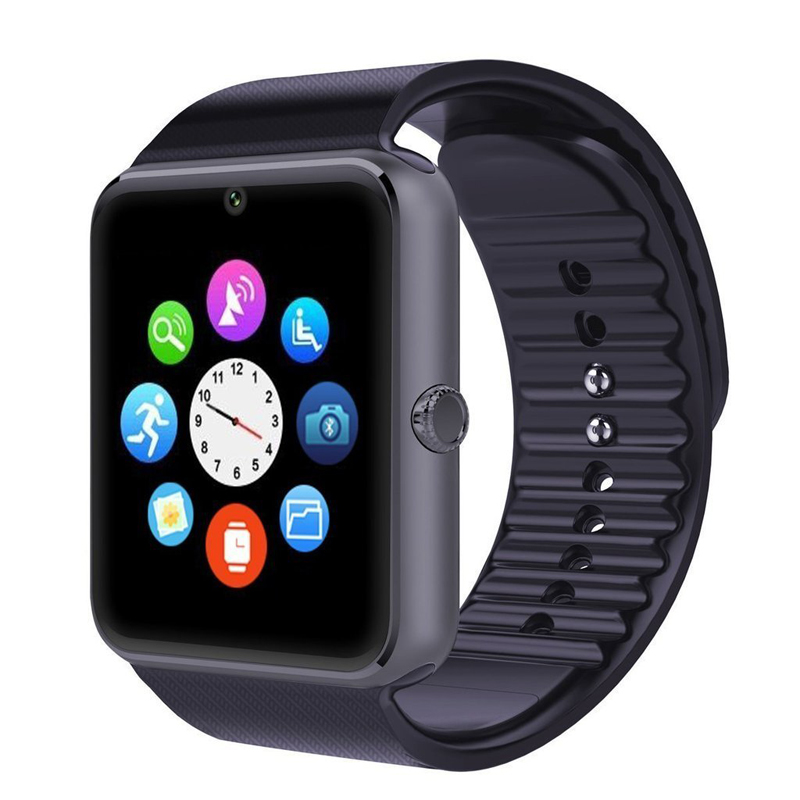 Smart Watch GT08 Clock Sync Notifier With Sim Card Bluetooth For apple huawei Android Smartwatch Phone wearable devices(China (Mainland))