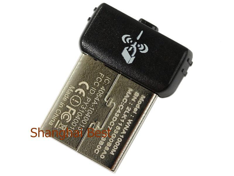 Mini 2.4G USB 802.11n Genuine WNA1000M 150Mbps Wifi Card 2.4GHz USB2.0 WPS Wireless Network Adapter for NetGear Win8 N150 Win10(China (Mainland))