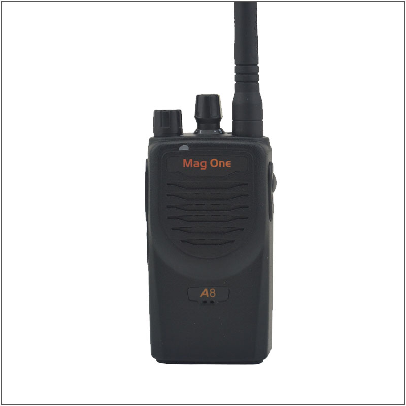 Walkie Talkie Mag One A8 UHF 403-425MHz 5W Portable Two-Way Radio handle interphone Ham CB radio Transceiver(for motorola)(China (Mainland))