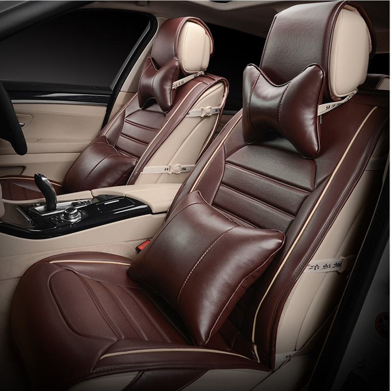 All-inclusive car seat leather volkswagen lavida passat cc insufficiencies steps leaps(China (Mainland))
