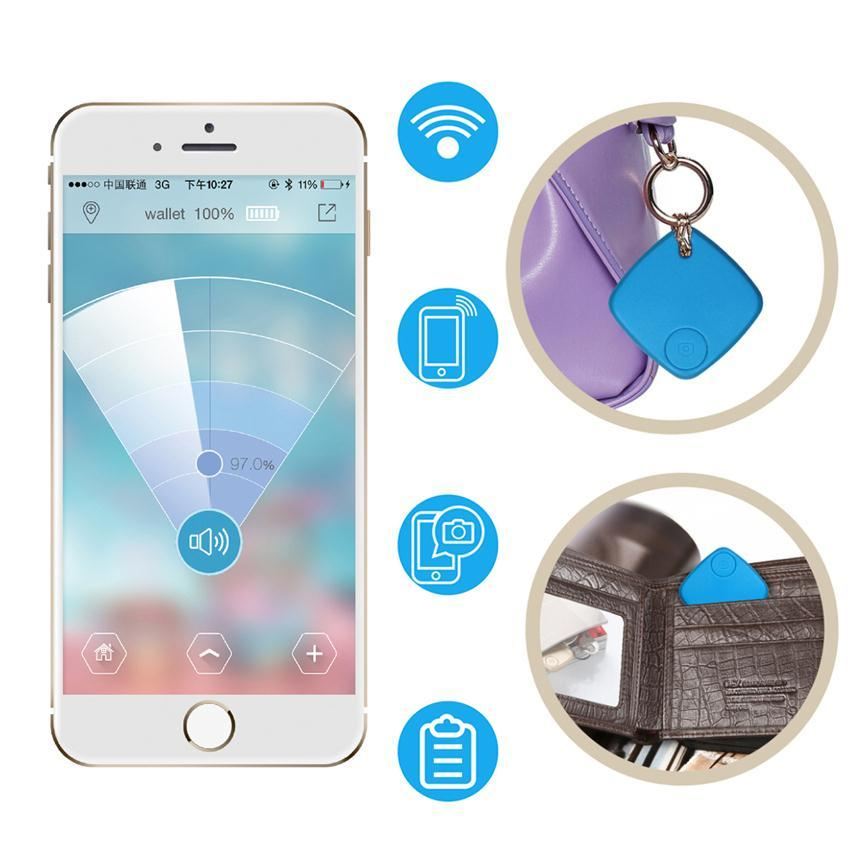 Bluetooth GPS Tracker for Child/Bag/Wallet/Keys/Pet Smart Finder