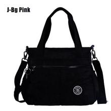 Brand kipple Nylon Women's Messenger Travel Bag Sexy Crossover Handbag Ladies Business Traveller Bags Kippled Women Bag