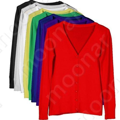Короткий женский свитер Ocalar V LX * E0853 * 55 Sweater