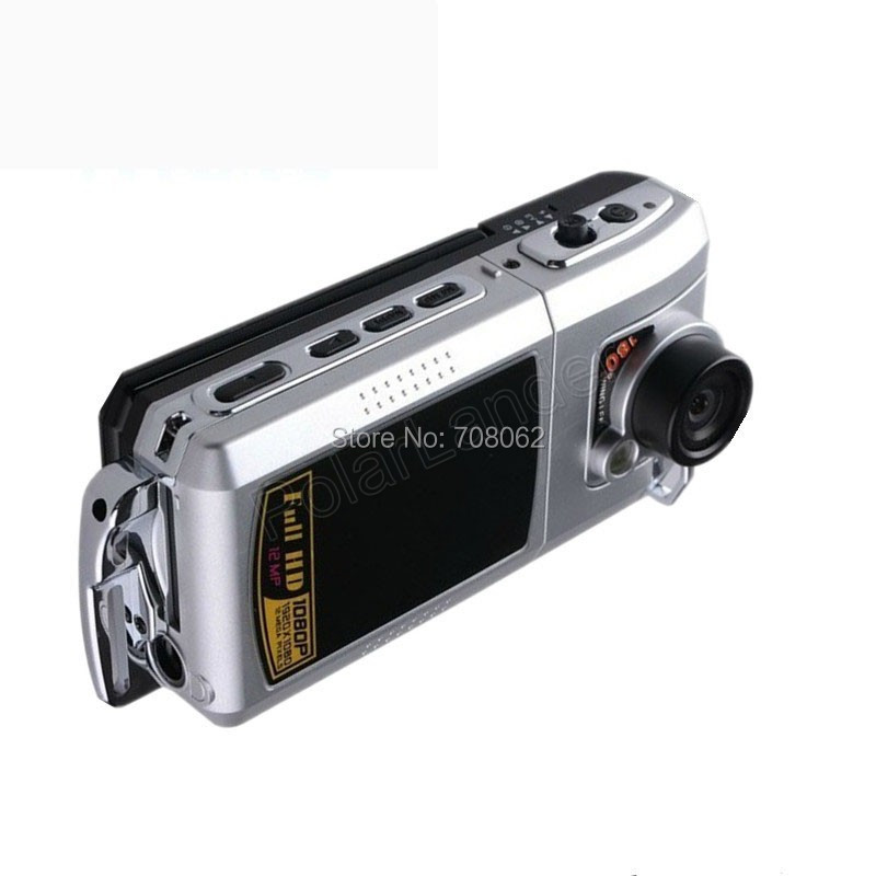 NEW HOT 2.5 Inch TFT LCD HD DVR F900 Novatek Car Dvrs 180 Degree Swing Lens Night Vision Video Recorder F900LHD Camera(China (Mainland))