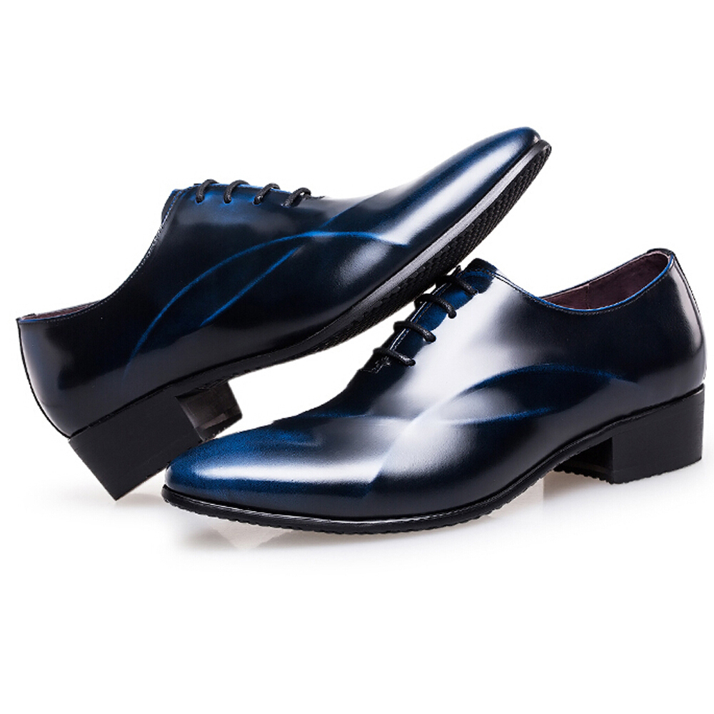 buy wholesale navy blue dress shoes from