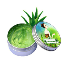 Buy Pure Natural Skin Care Aloe Vera Gel Six Times Concentrated Acne Whitening Moisturizing Skin Repair Remove Acne Sunscreen Cream for $2.02 in AliExpress store