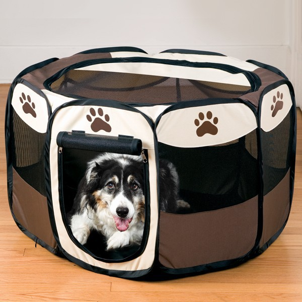 Wholesale Pet Products Dog Supplies Pet Bed Kennel Dog House USA Pet Tent Pens Cage Oxford Fabric Steel Frame Hot Sale 10PCS/LOT(China (Mainland))