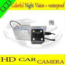 High Quality HD CCD Rearview Camera for Ssangyong kyron rexton RearView camera with 170 Degree Lens Angle NightVision waterprooF(China (Mainland))