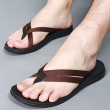 Men s sandals male slippers summer sandals casual slip shoes male Vietnam sandals female Korean couple