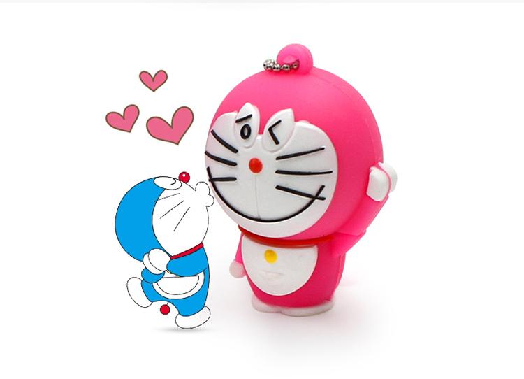 Pen Drives FULL capacity machine cat usb flash drive 32GB 8GB 16GB 64GB 4GB Memory Stick Pen Drive Jingle cats usb 2.0 best gift(China (Mainland))