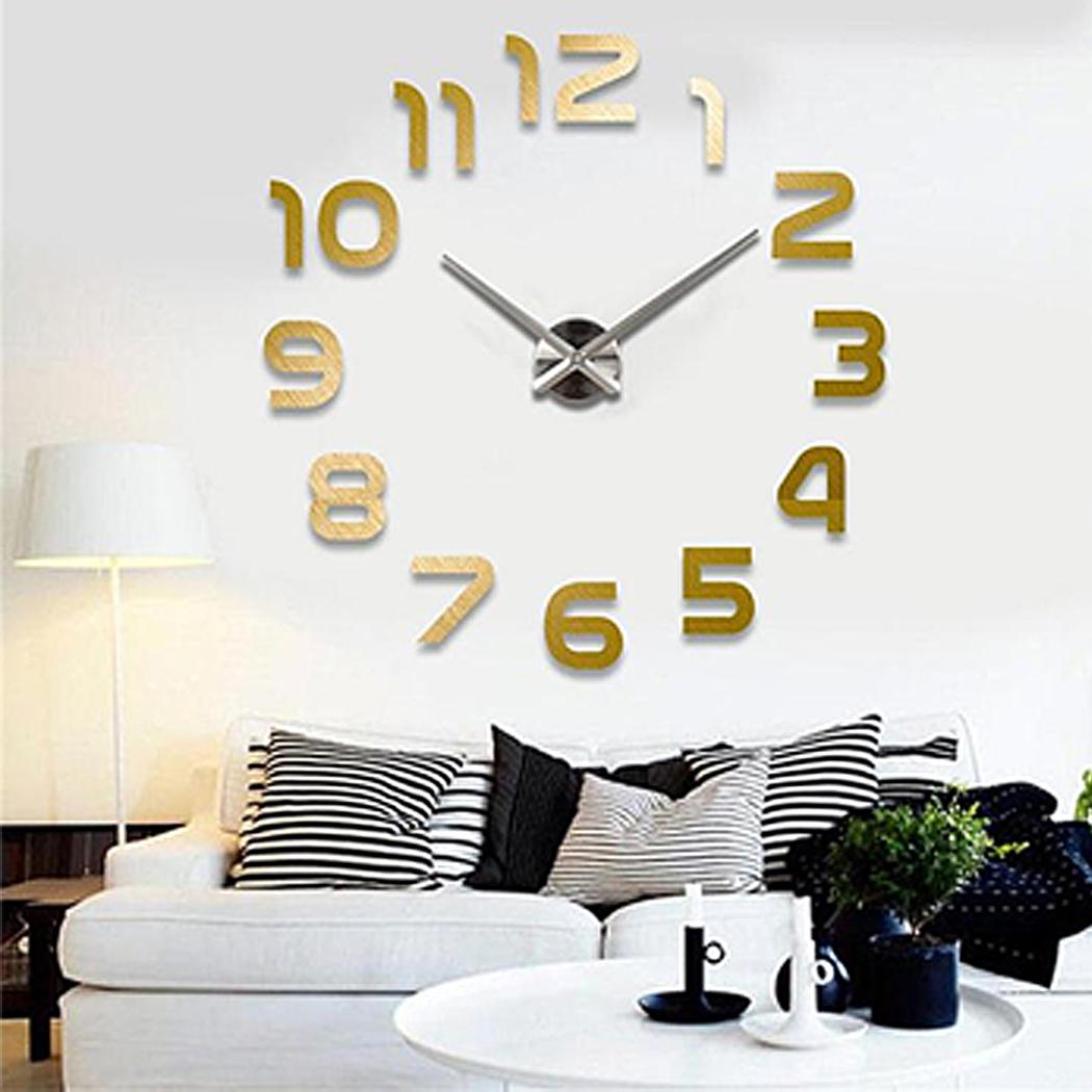 Popular metal clock numbers buy cheap metal clock numbers lots ...